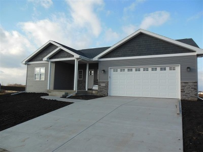 Sun Prairie Single Family Home For Sale: 1274 Patriot Way