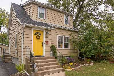 Madison Single Family Home For Sale: 1834 Helena St