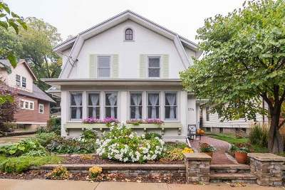 Madison Single Family Home For Sale: 1714 Van Hise Ave