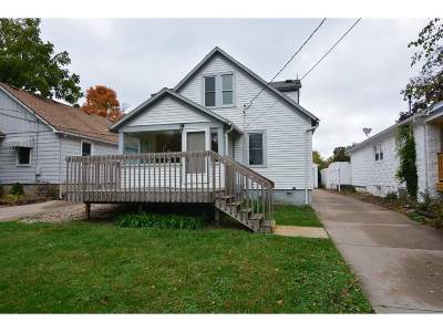 Madison Single Family Home For Sale: 1722 Boyd Ave