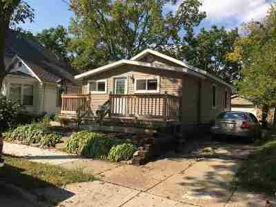 Madison Single Family Home For Sale: 2630 Union St