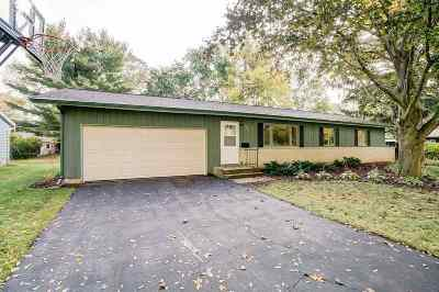 Madison Single Family Home For Sale: 2305 Tawhee Dr