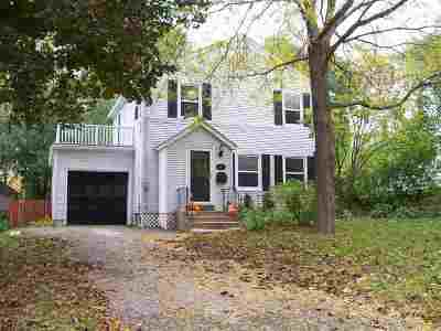 Madison Single Family Home For Sale: 413 Shepard Terr