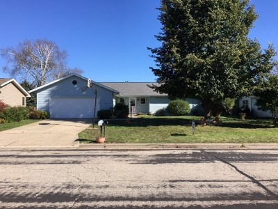 Janesville Single Family Home For Sale: 1520 Doubletree Dr
