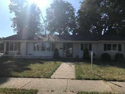 Janesville Single Family Home For Sale: 805 N Harmony Dr