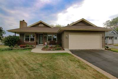 Deforest Single Family Home For Sale: 933 W Mohawk Tr