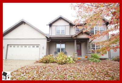 Madison Single Family Home For Sale: 1217 Meadow Sweet Dr