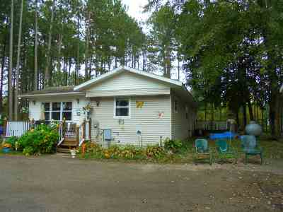 Adams WI Single Family Home For Sale: $129,900