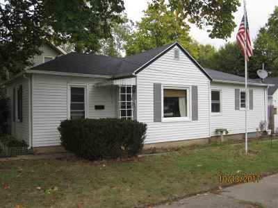 Janesville Single Family Home For Sale: 127 S Fremont St