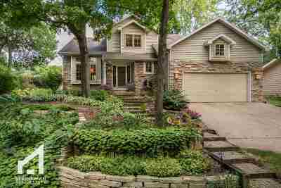 Madison Single Family Home For Sale: 509 Shady Wood Way