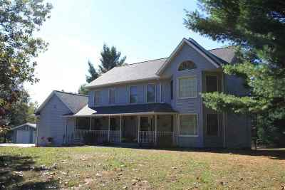 Wisconsin Dells Single Family Home For Sale: 3951 9th Dr