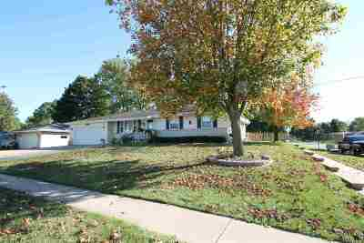 Milton Single Family Home For Sale: 47 W High St