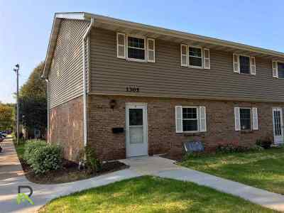 Madison Condo/Townhouse For Sale: 1305 Tompkins Dr #F