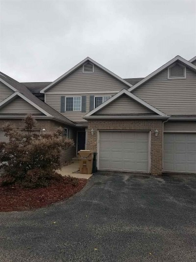 Madison WI Condo/Townhouse For Sale: $155,000