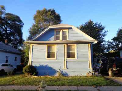 Beloit Single Family Home For Sale: 509 Kenwood Ave