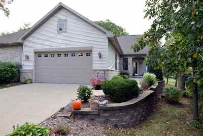Sun Prairie WI Condo/Townhouse For Sale: $389,900