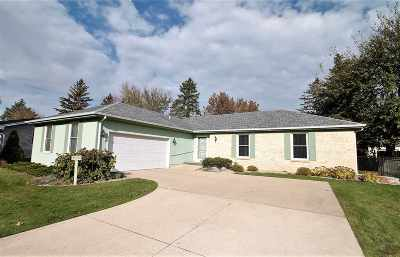Janesville Single Family Home For Sale: 2503 Kenwood Ave