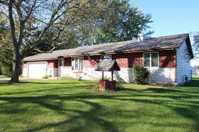 Janesville Single Family Home For Sale: 4710 W Greenfield Rd