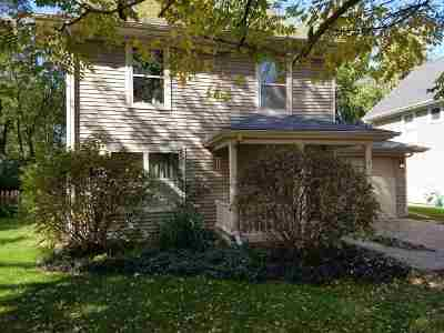 Madison WI Single Family Home For Sale: $145,856