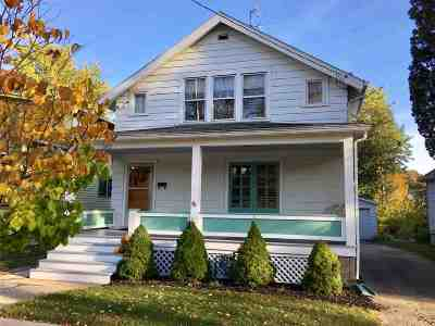 Madison Single Family Home For Sale: 1813 Spaight St