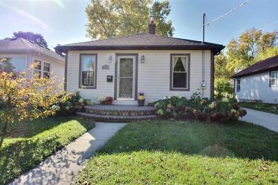Madison Single Family Home For Sale: 1733 Winchester St