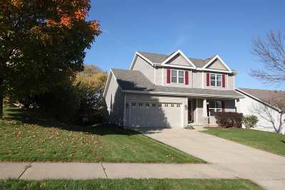 Madison Single Family Home For Sale: 3434 Dorchester Way