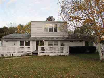 Beloit Single Family Home For Sale: 1049 Bittel St