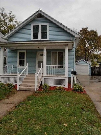 Beloit Single Family Home For Sale: 1005 8th Street