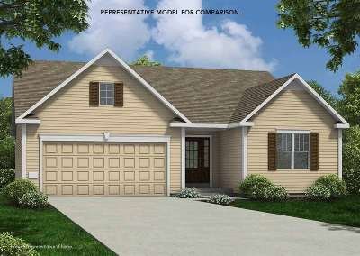 McFarland Single Family Home For Sale: 5403 Holscher Rd