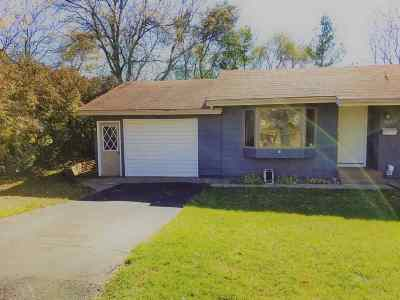 Sun Prairie Single Family Home For Sale: 1017 Juniper St