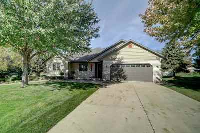 Deforest Single Family Home For Sale: 6707 Token Way