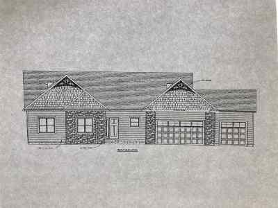 Dane County Single Family Home For Sale: L14 Kaltenberg Pass