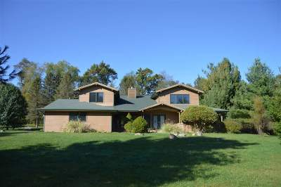 Janesville Single Family Home For Sale: 6279 W Grand Videre Dr