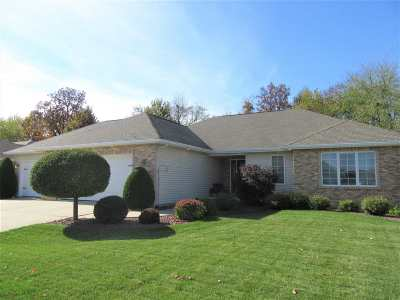 Janesville Single Family Home For Sale: 4279 Huntinghorne Dr