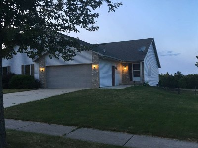 Mount Horeb Single Family Home For Sale: 1002 E Lincoln St