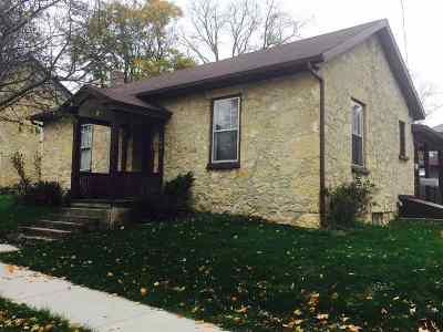Dodgeville Single Family Home For Sale: 801 N Main St