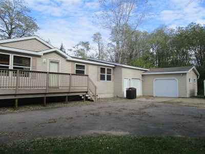 Wisconsin Dells Single Family Home For Sale: 4186 Hwy 23