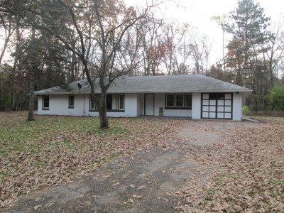 Friendship WI Single Family Home For Sale: $89,900