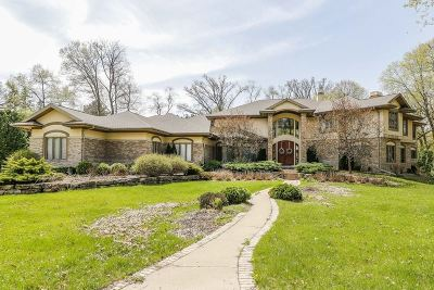 Dane County Single Family Home For Sale: 3559 Bishops Way
