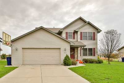 Janesville Single Family Home For Sale: 4408 Coquette Dr