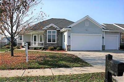 Single Family Home For Sale: 316 North Ridge Dr