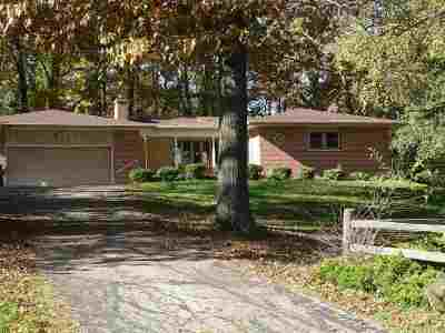 McFarland Single Family Home For Sale: 2387 Woodland Rd