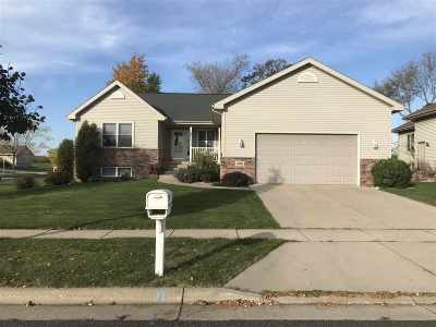 Cottage Grove Single Family Home For Sale: 206 Donegal Dr