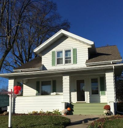 Deforest Single Family Home For Sale: 416 S Main St