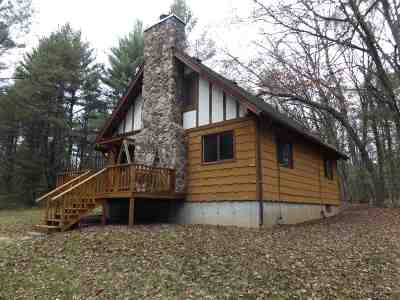 Wisconsin Dells Single Family Home For Sale: 1360 Fur Dr