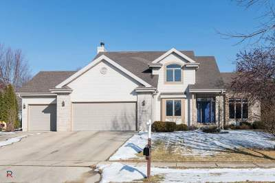 Verona Single Family Home For Sale: 643 Rovalia Dr