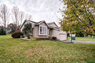 McFarland Single Family Home For Sale: 5315 Siggelkow Rd