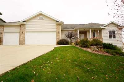 Mount Horeb Single Family Home For Sale: 141 Valley View Rd