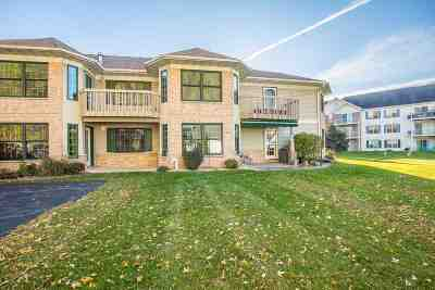 Waunakee Condo/Townhouse For Sale: 5397 Blue Bill Park Dr #5