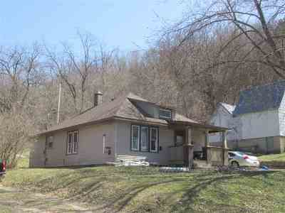Richland Center Single Family Home For Sale: 641 Ira St